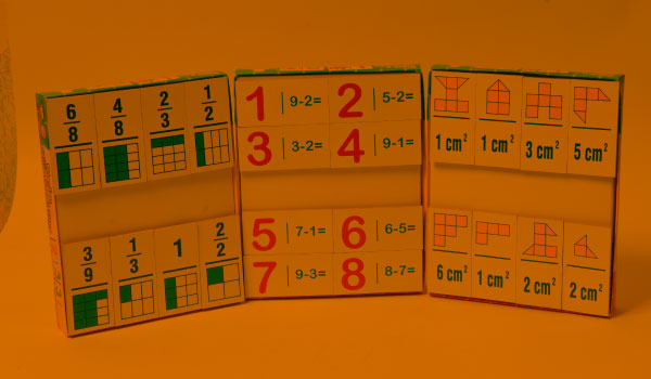 material didáctico para matemáticas